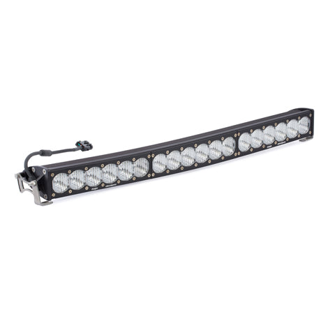 BAJA DESIGNS 523004 30 Inch LED Light Bar Wide Driving Pattern OnX6 Arc Series