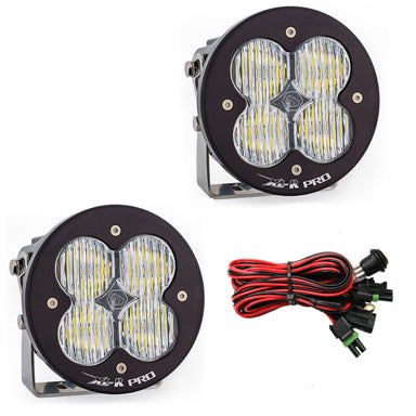 BAJA DESIGNS 537805 LED Light Pods Wide Cornering Pattern Pair XL R Pro Series