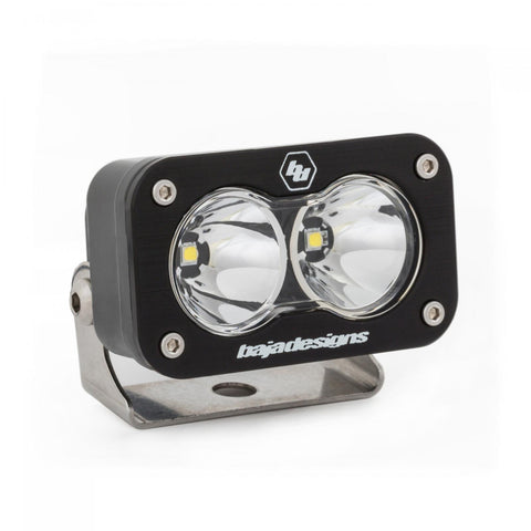 BAJA DESIGNS 540001 LED Work Light Clear Lens Spot Pattern Each S2 Sport
