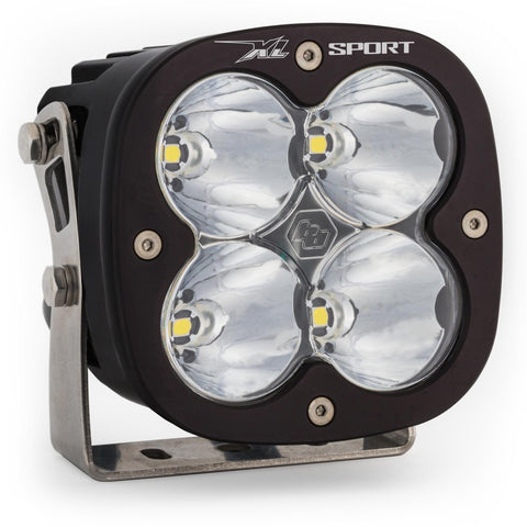 BAJA DESIGNS 560001 LED Light Pods Clear Lens Spot Pair XL Sport High Speed