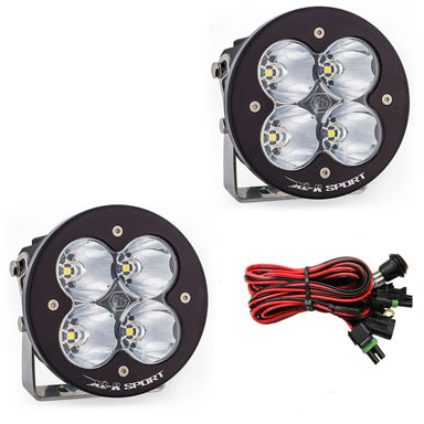 BAJA DESIGNS 577801 LED Light Pods High Speed Spot Pattern Pair XL R Sport Series