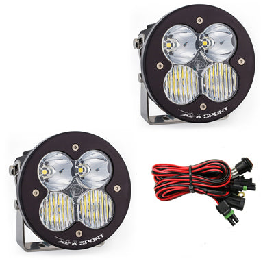 BAJA DESIGNS 577803 LED Light Pods Driving Combo Pattern Pair XL R Sport Series