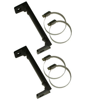 BAJA DESIGNS 600053 Receiver Kit W/Rubberized Clamps
