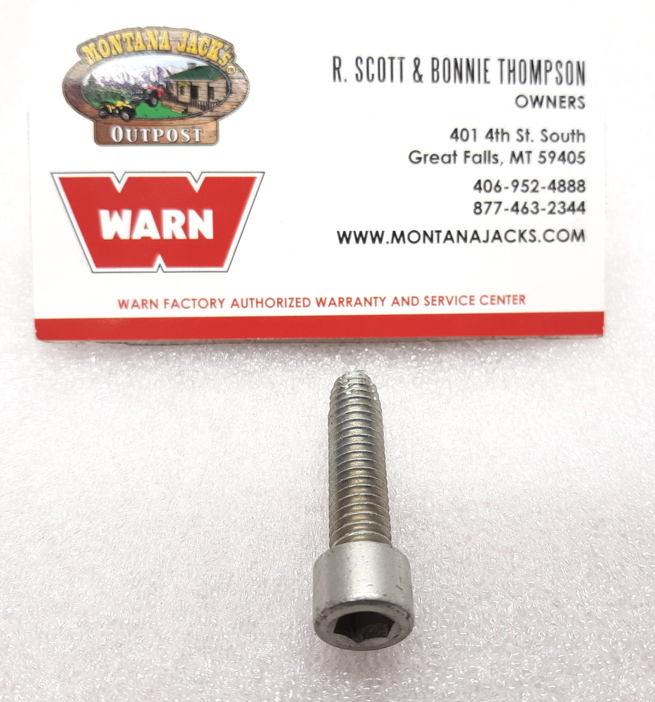 WARN 60451 Thread Cut Bolt, Socket head cap screw, 5/16-18 x 1 1/4""