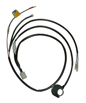 BAJA DESIGNS 611049 Wiring Harness & Switch, Off Road Bikes (Universal)