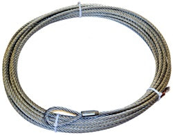 "WARN 61950 Wire Rope, 7/16"" x 90', for M15000 and 16.5ti Winch"