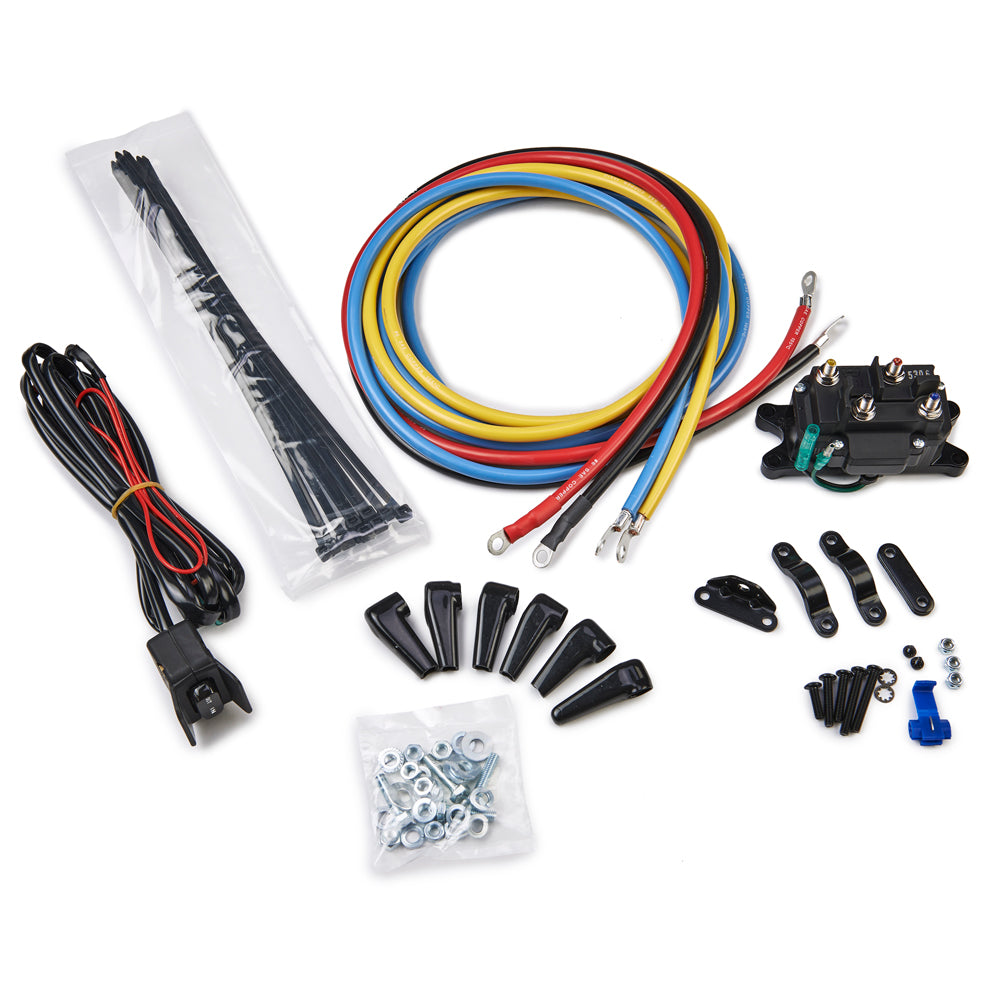 WARN 63990 Winch Contactor Upgrade Kit (A2000 to an 2.5ci)