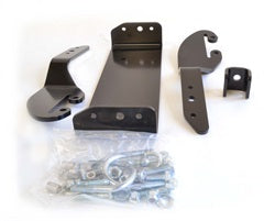 WARN 64669 ATV Center Plow Mount for 2002-08 Yamaha Grizzly