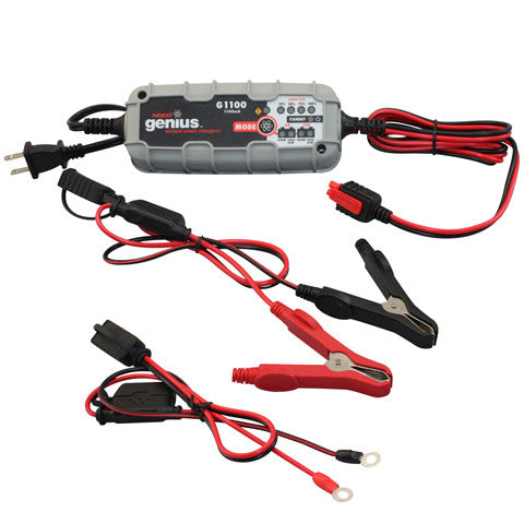 GENIUS Battery Charger 1.1 Amps