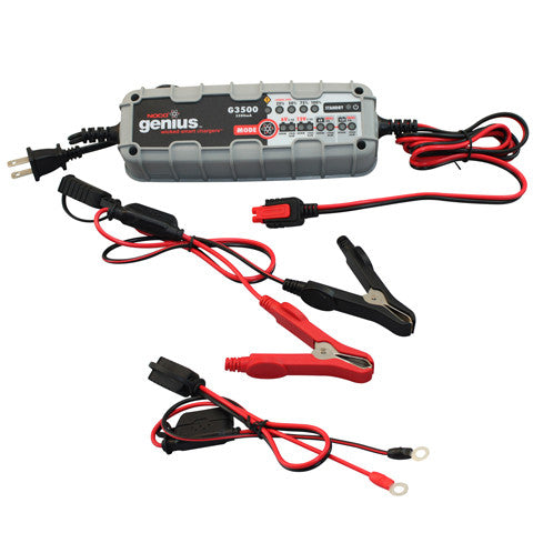 GENIUS Battery Charger 3.5 Amps