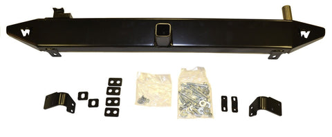 WARN 65508 Rock Crawler Rear Bumper for JEEP