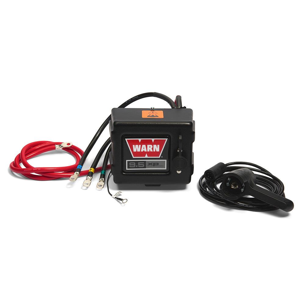 WARN 68609 Winch Control Pack for 9.5xp, 9.5xp-s