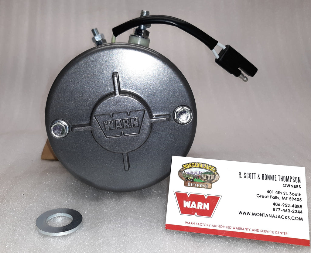 WARN 68773 Winch Motor for 16.5ti, 16.5ti-S, BIC with Thermal Protection Device