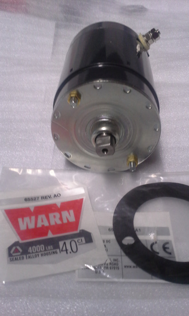 WARN 68898 Winch Motor Kit for 4.0ci