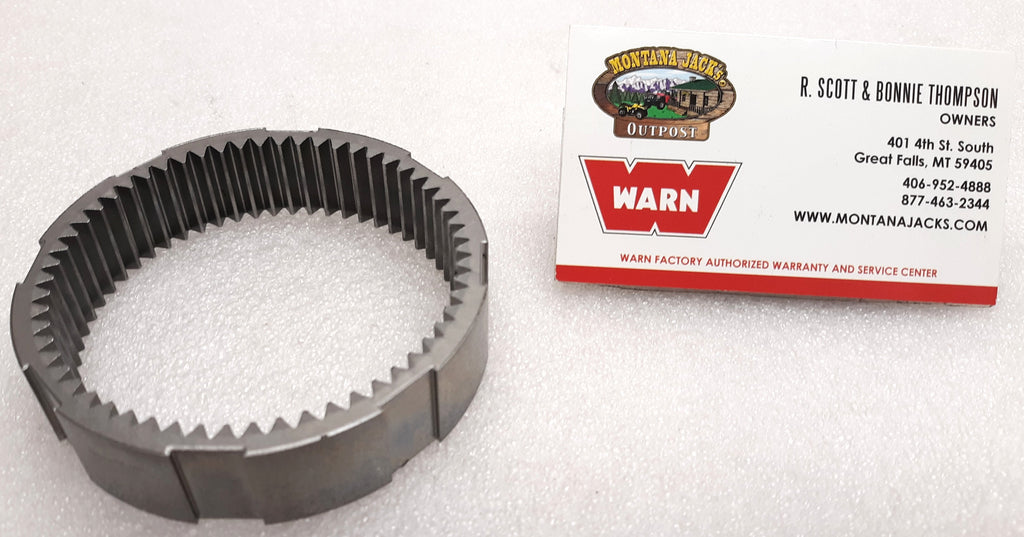 WARN 69335 Ring Gear for RT/XT 15, 1.5ci and SnoWinch 1.5