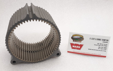 WARN 69628 Ring Gear Assembly for 3.0ci and 4.0ci ATV Winch