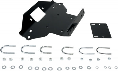 Warn 70825 ATV Winch Mount for KAWASAKI