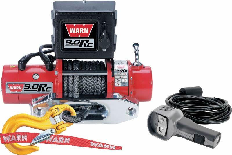 WARN 71550 Winch, 9.0Rc 12v