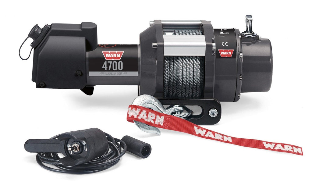 WARN 94700 4700 DC Winch