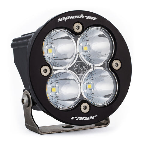 BAJA DESIGNS 730001 LED Light Pod Clear Lens Spot Squadron-R Racer Edition