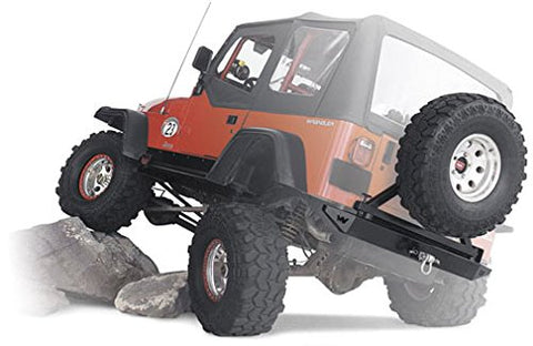 WARN 74299 Tire Carrier for 2007-18 Jeep Wrangler JK