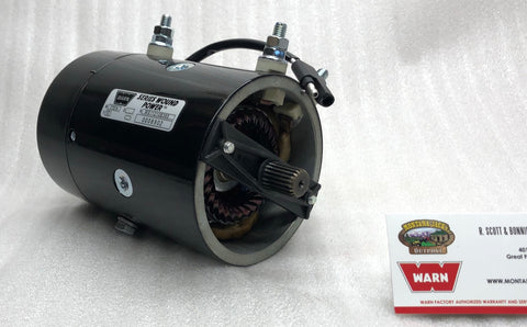 WARN 74307 Winch Motor for PowerPlant 9.5 & 12 Winch
