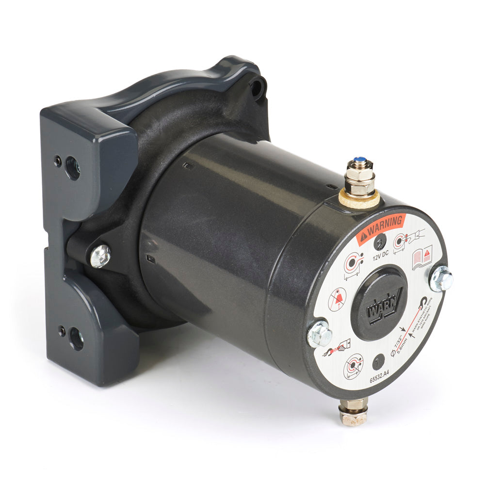 WARN 74541 Winch Motor w/End Housing for RT/XT 40 ATV Winch and DC1000 Hoist