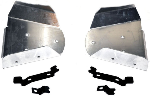 WARN 75265 UTV Body Armor Rear A-Arm Kit for Yamaha