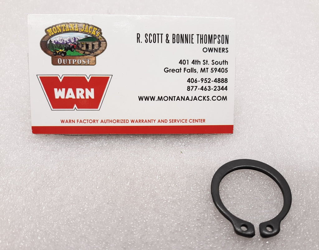 WARN 7614 Retaining Snap Ring for M8274 Truck Winch