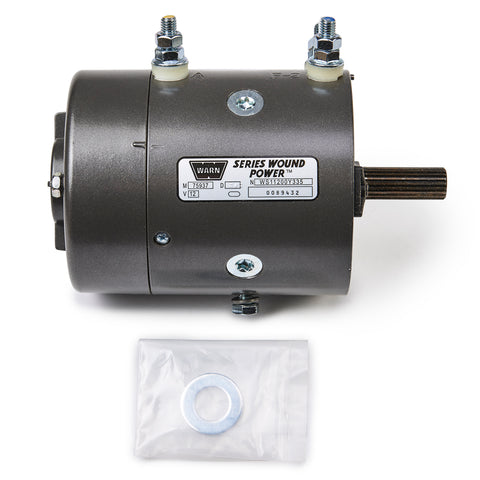WARN 77893 Winch Motor for M6000 & M8000, replaces #25982