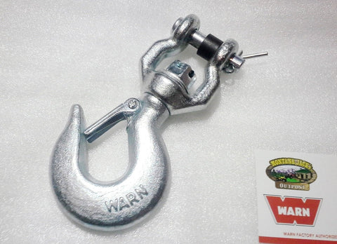 WARN 77930 Tailhook Assembly for Pullzall
