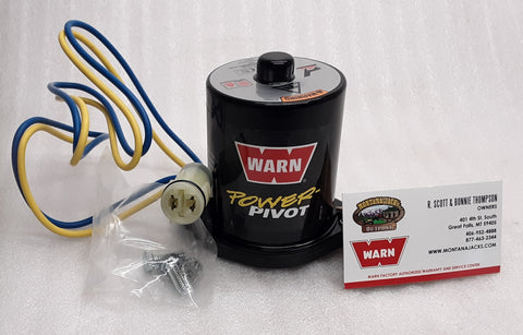 WARN 77943 Power Pivot Replacement Motor