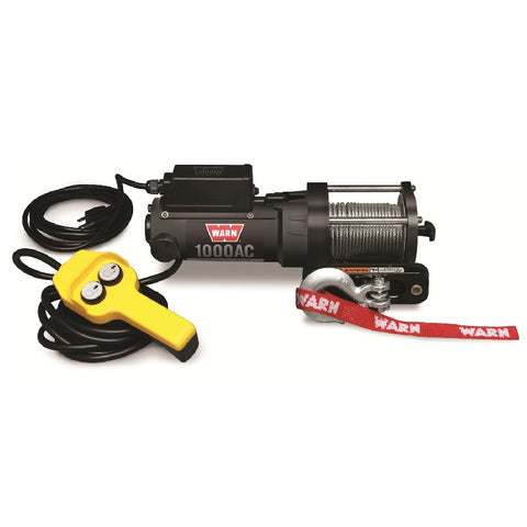 WARN 80010 - 1000 LB AC Winch