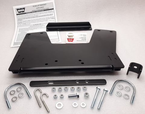 WARN 80260 ATV Center Plow Mount for Polaris Sportsman