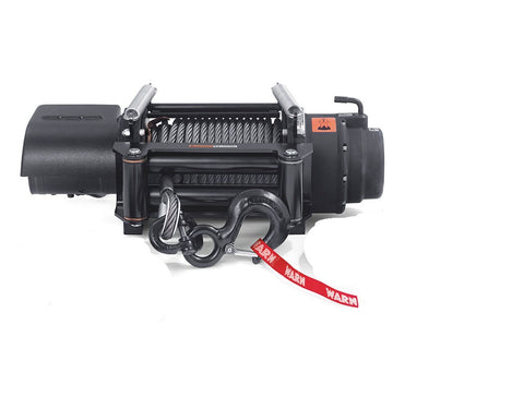 WARN 80907 Severe Duty 18 24V Electric Self Recovery Winch