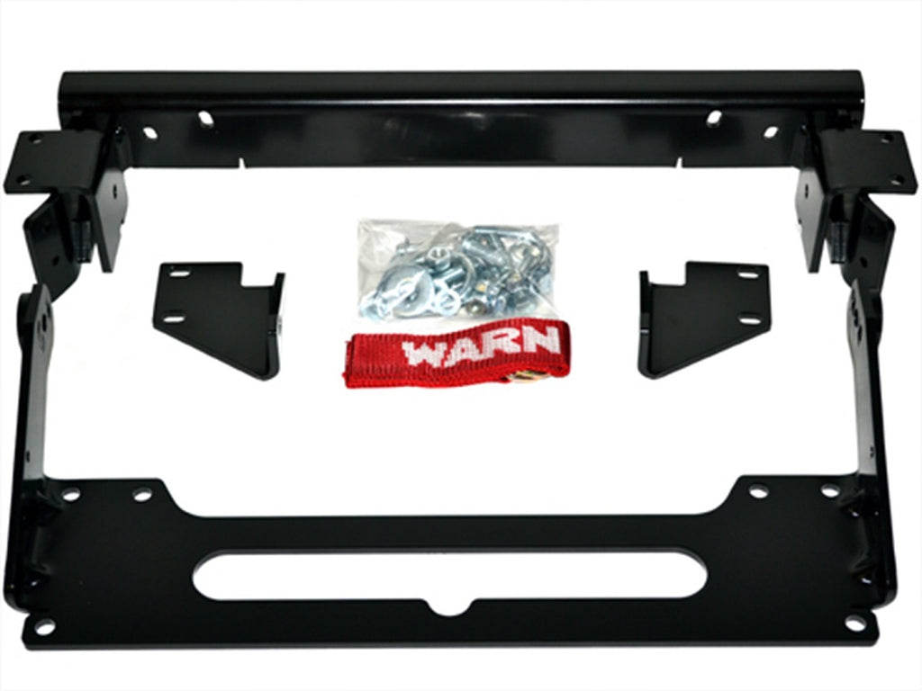 WARN 80913 UTV Plow Mount for 2008-13 Honda Big Red MUV700