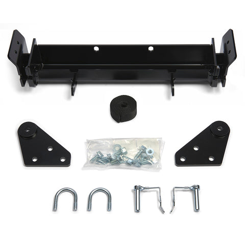 79605 Warn Plow Front Mount ProVantage Yamaha Grizzly 660