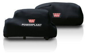 WARN 81762 Neoprene Winch Cover for Powerplant Winches