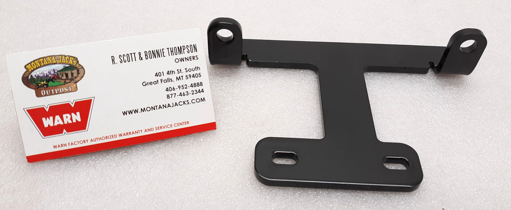 WARN 82215 Contactor Bracket for M6000, M8000, 9.0Rc, 9.5xp
