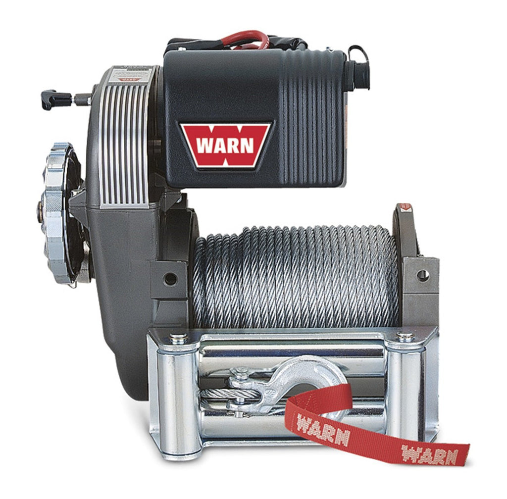 WARN 38631 - 8274-50 Truck Winch 12Volt  with 150 foot cable