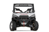 WARN 83340 UTV Bumper for 2009-11 Polaris Ranger 700/800/6x6/Diesel