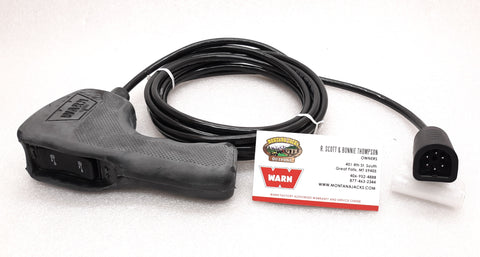 WARN 83669 Remote Control for Endurance 12.0 Winch