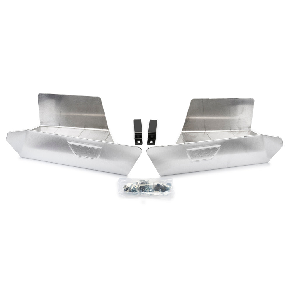 WARN 83686 ATV Body Armor, Rear A-Arm for 2009 Polaris 550/850 XP, EPS 4x4