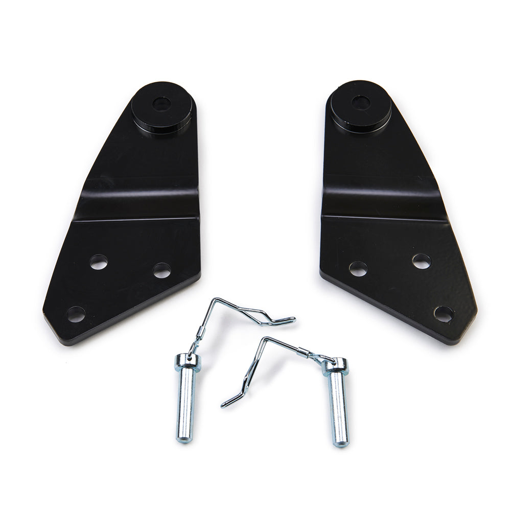 WARN 84024 Front Plow Mount Pushtube Service Kit