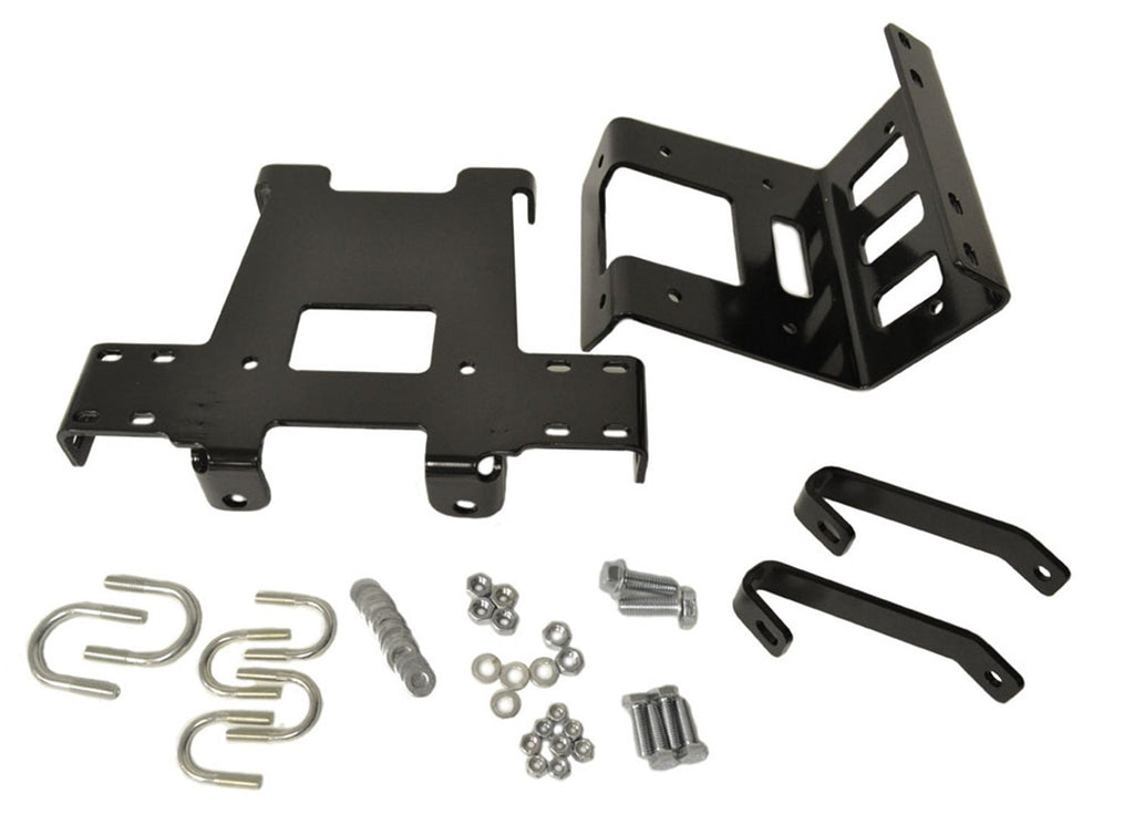 Warn 84706 ATV Winch Mount, HONDA, 03-17 Rincon TRX650/680, 00-04 Rubicon TRX500