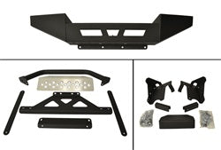 WARN 85623 UTV Bumper/Winch Mount for 2011-13 Can-Am Commander 800/1000