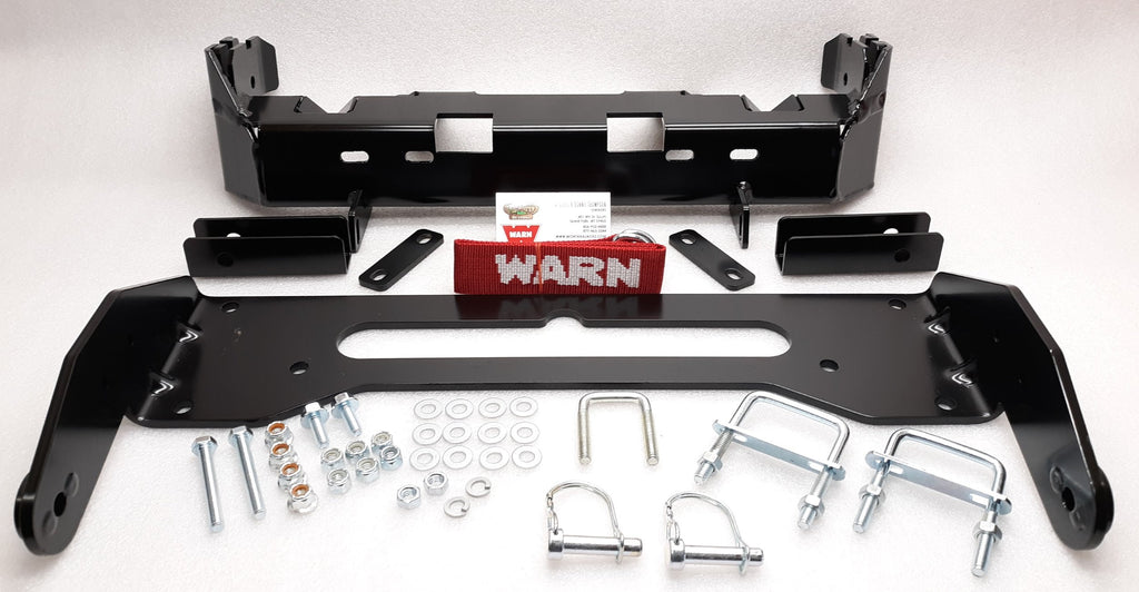 WARN 85690 UTV Front Plow Mount for 2011-17 Can-Am Commander 800/1000