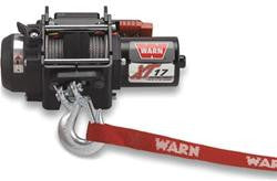 WARN 85700 XT17 Winch with Integrated Controls