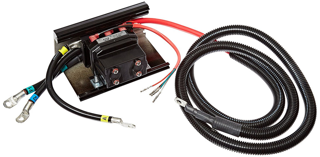 WARN 85758 Winch Control Pack, 12v, for 9.5cti