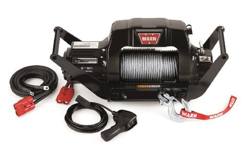 WARN 85760 9.5 CTI 12 Volt 125' Multimount Winch